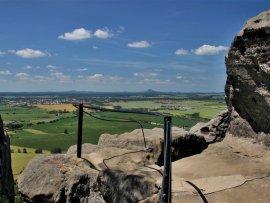 Foto Drábské světničky - zřícenina skalního hradu