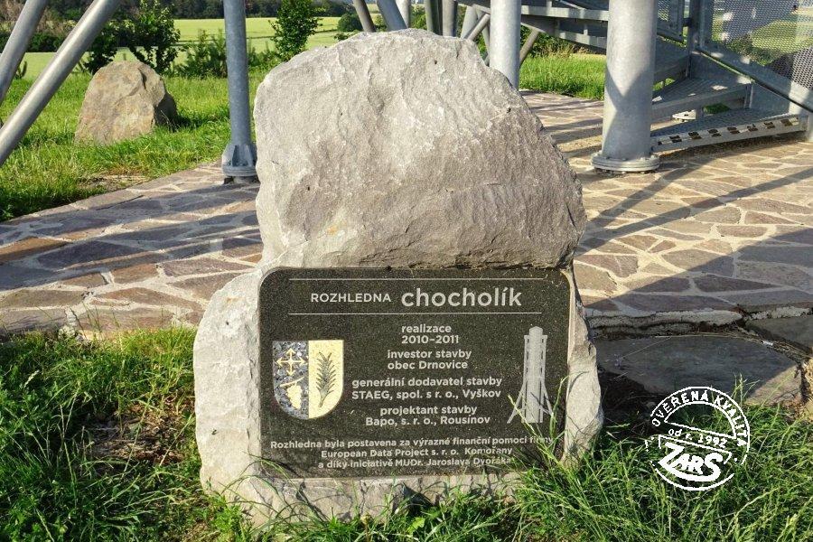 Foto Rozhledna Na Chocholíku
