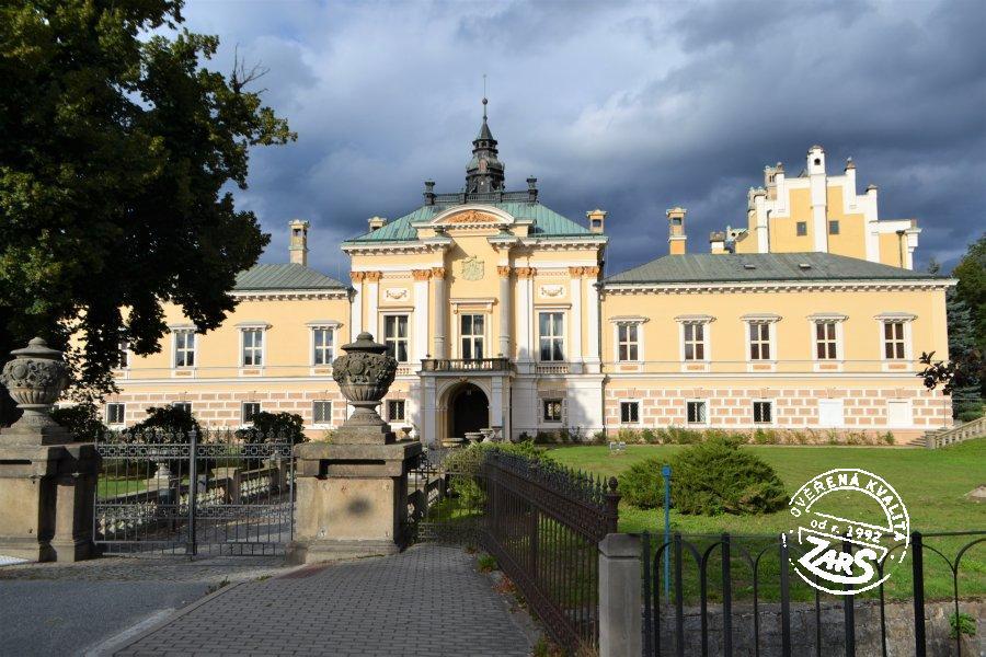 Foto Zámek Světlá nad Sázavou