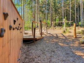 Foto Areál lesních her