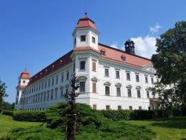 Foto Zámek Holešov