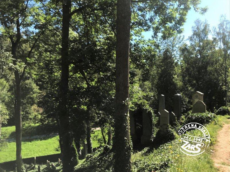 Foto Židovská čtvrť a hřbitov Třebíč