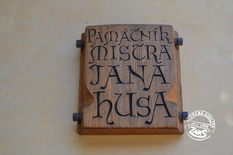 Foto Rodný domek Mistra Jana Husa - Husinec