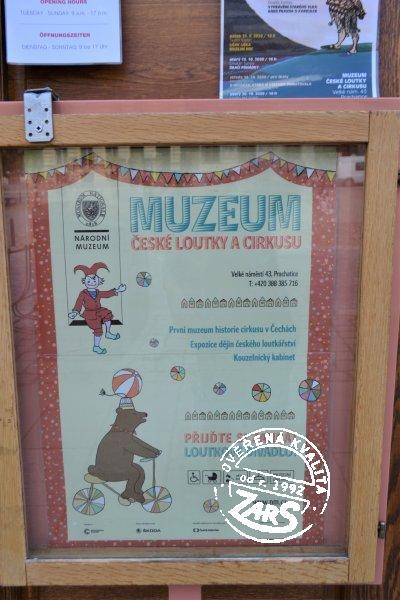 Foto Muzeum české loutky a cirkusu Prachatice