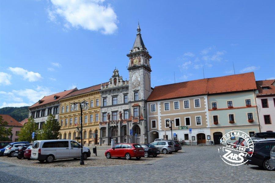 Foto Velké náměstí Prachatice
