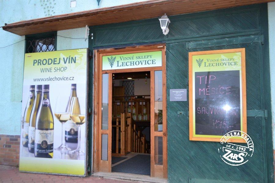 Foto Vinné sklepy Lechovice
