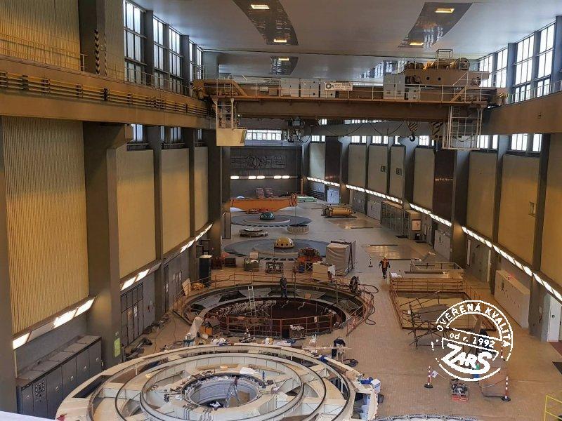 Foto Jaderná elektrárna Dukovany