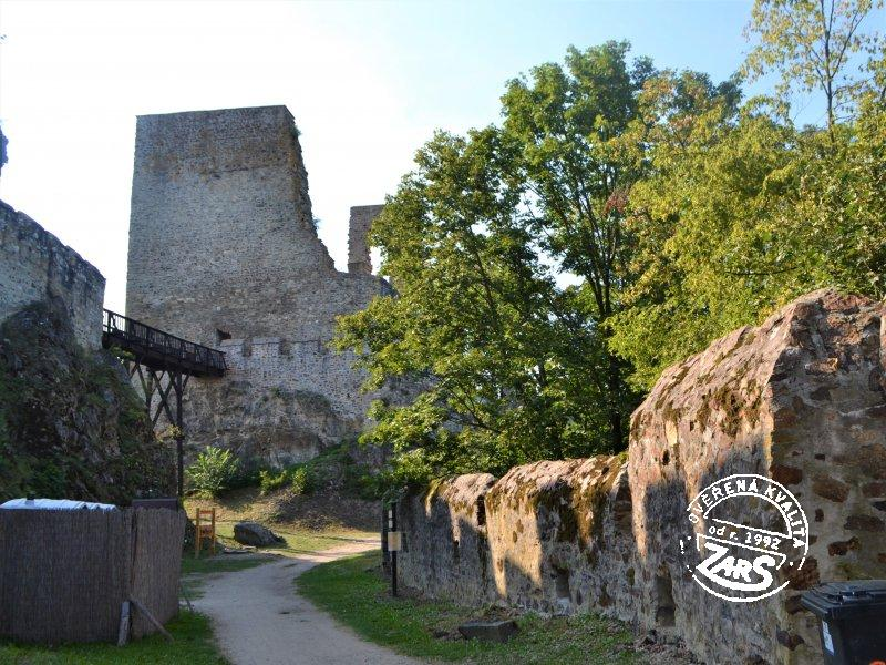 Foto Zřícenina hradu Cornštejn