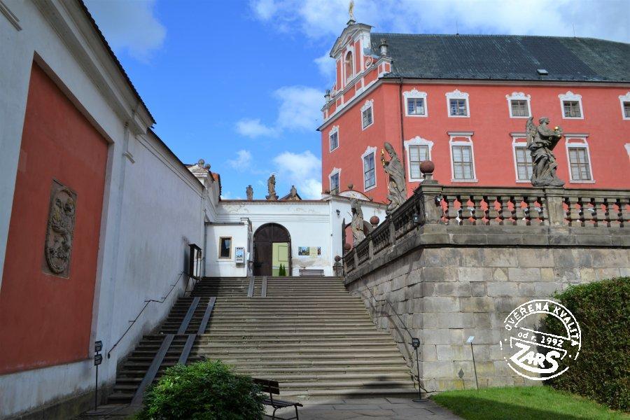 Foto Broumovský klášter