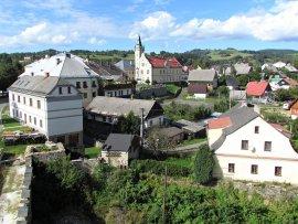Foto Hrad a zámek Kolštejn - Branná