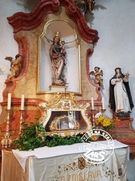 Foto Bazilika minor sv. Vavřince a sv. Zdislavy Jablonné