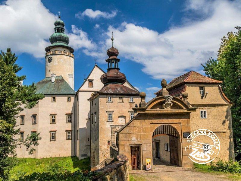 Foto Zámek Lemberk - Jablonné v Podještědí