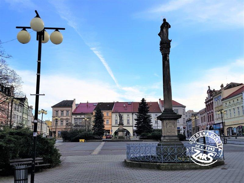 Foto Valašské Meziříčí - náměstí