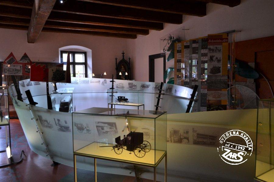 Foto Muzeum Fojtství Kopřivnice