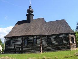 Foto Kostel sv. Michaela Archanděla - Maršíkov