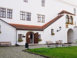 Foto Žerotínský zámek Nový Jičín
