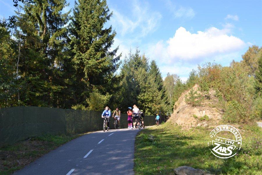 Foto Cyklostezka Lipno - Frymburk