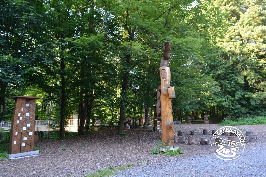 Foto Expozice Život v korunách stromů - Trojanovice