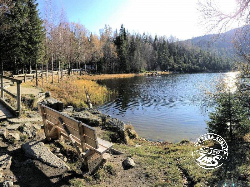 Foto Plešné jezero