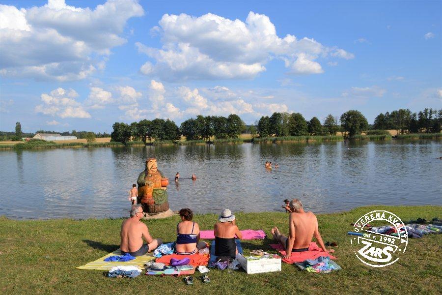Foto Brodský rybník - Červený Kostelec