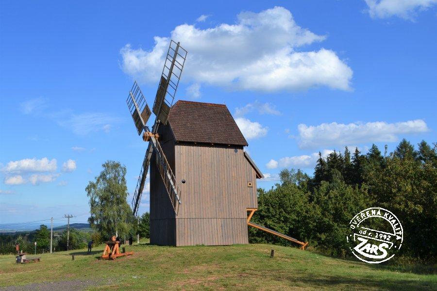 Foto Větrný mlýn Borovnice