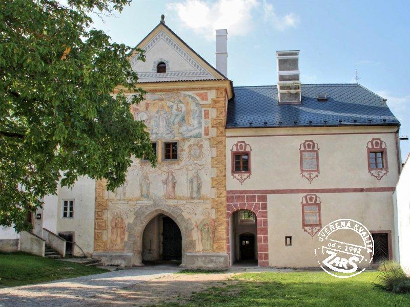Foto Cisterciácký klášter Vyšší Brod