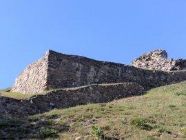 Foto Zřícenina hradu Hoštejn