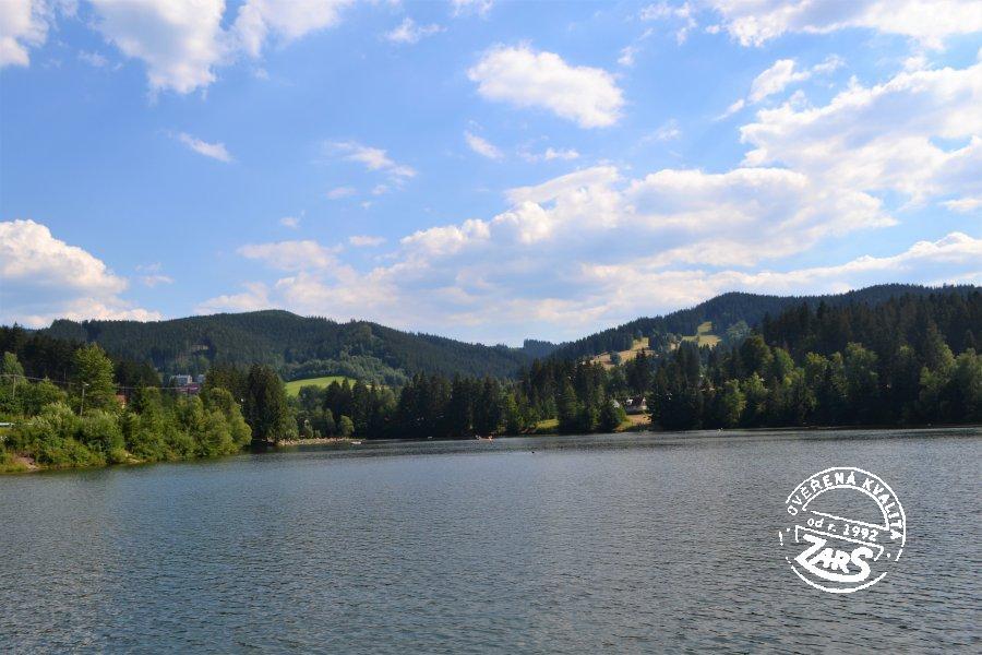 Foto Vodní nádrž Horní Bečva