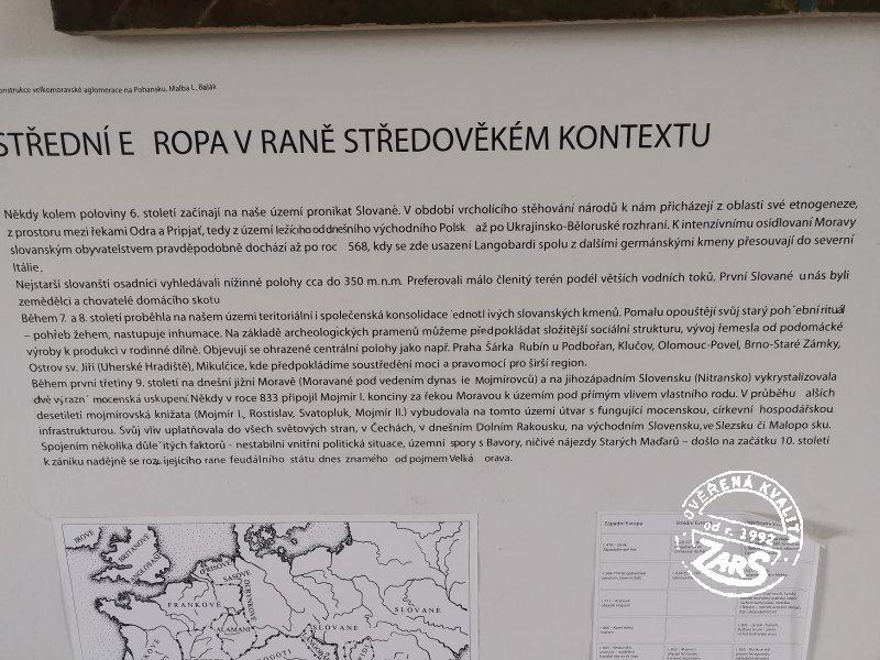 Foto Velkomoravské hradiště Pohansko