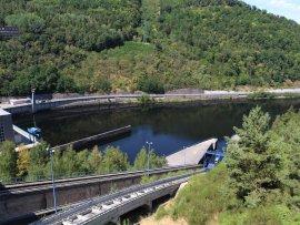 Foto Vodní nádrž Orlík