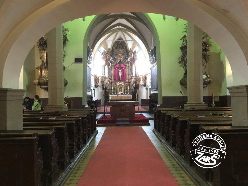 Foto Farní kostel Narození Panny Marie Příbor