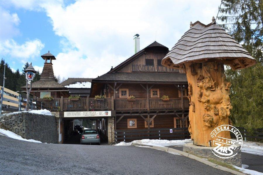 Foto Lyžařský areál Kyčerka - Velké Karlovice