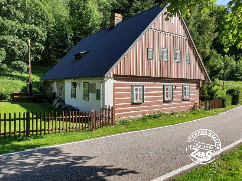 Chalupa v Krkonošském národním parku k pronájmu, Krkonoše