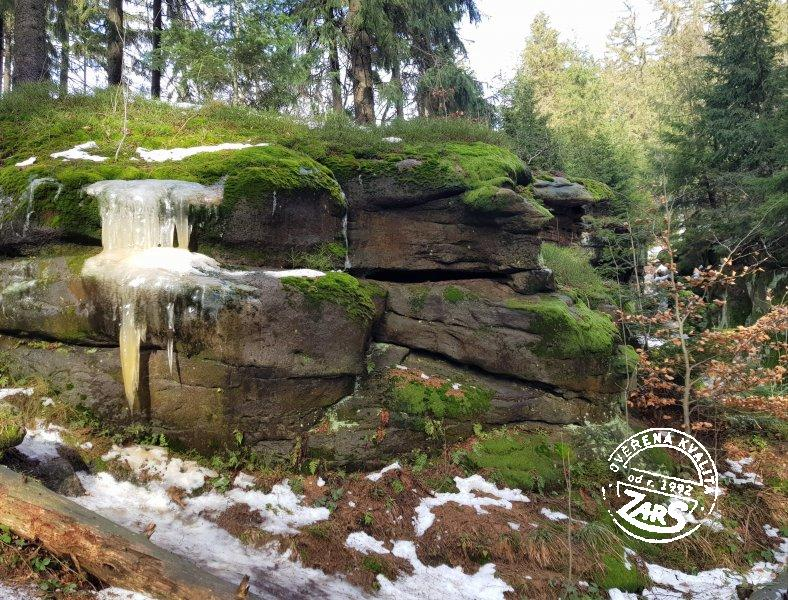 Foto Pulčínské ledopády