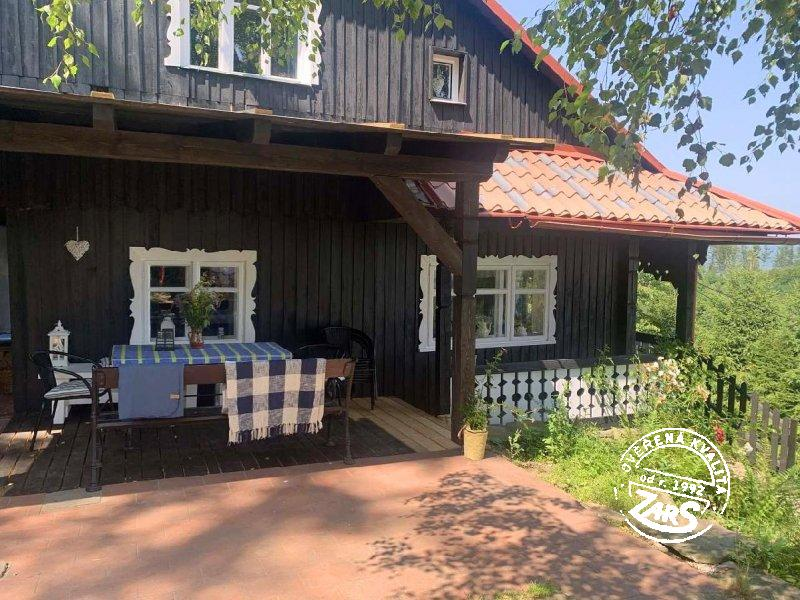 Chata Na samotě u lesa k pronájmu, Moravsko - Slezsko