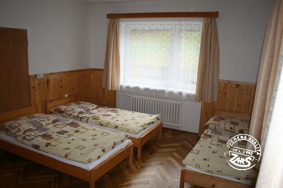 Rekreační domek Stupy k pronájmu, Jižní Slovensko