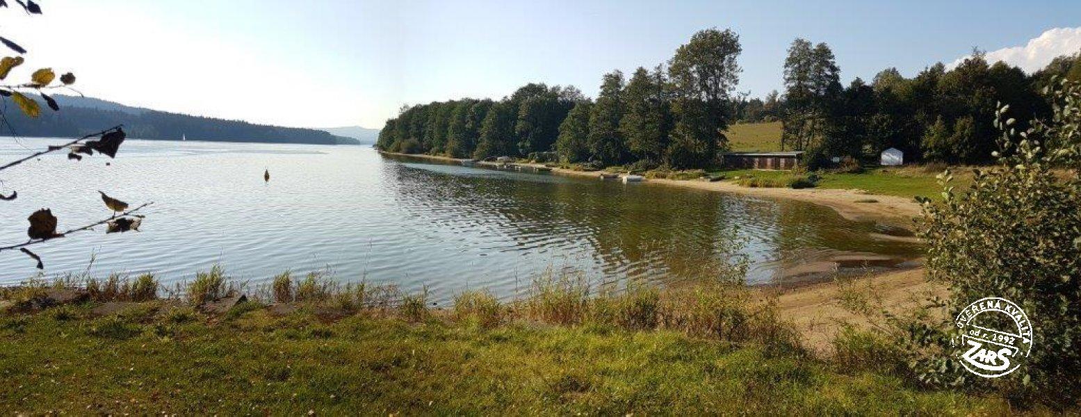 Chata Lojzovy Paseky k pronájmu, Šumava a Lipno