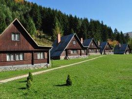 Chatka v rekreačním areálu Rajecká Lesná - 2005180 k pronájmu, Velká a Malá Fatra