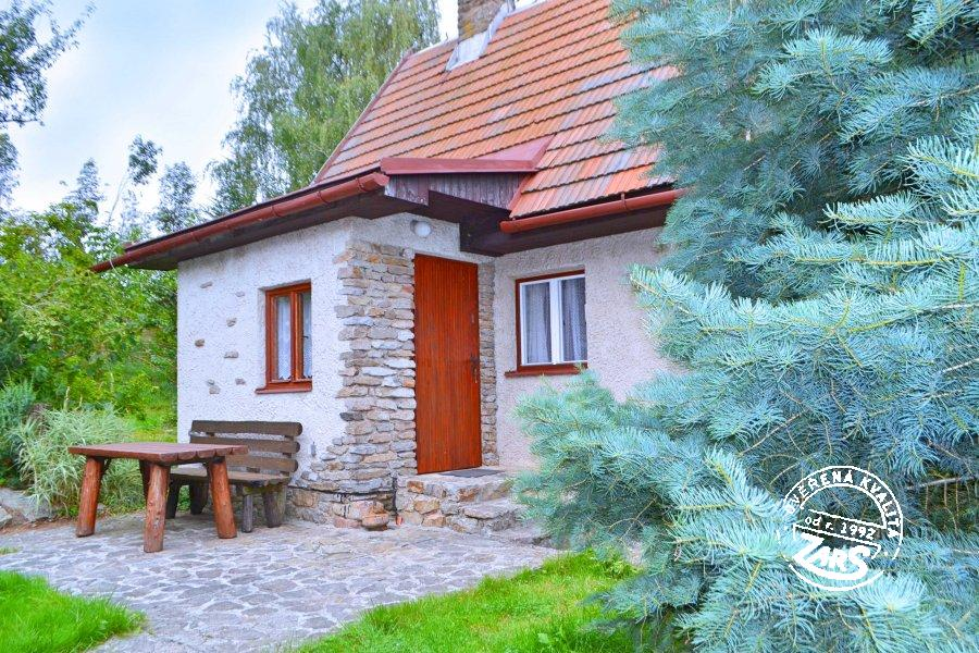 Chata Jiříkovice k pronájmu, Vysočina