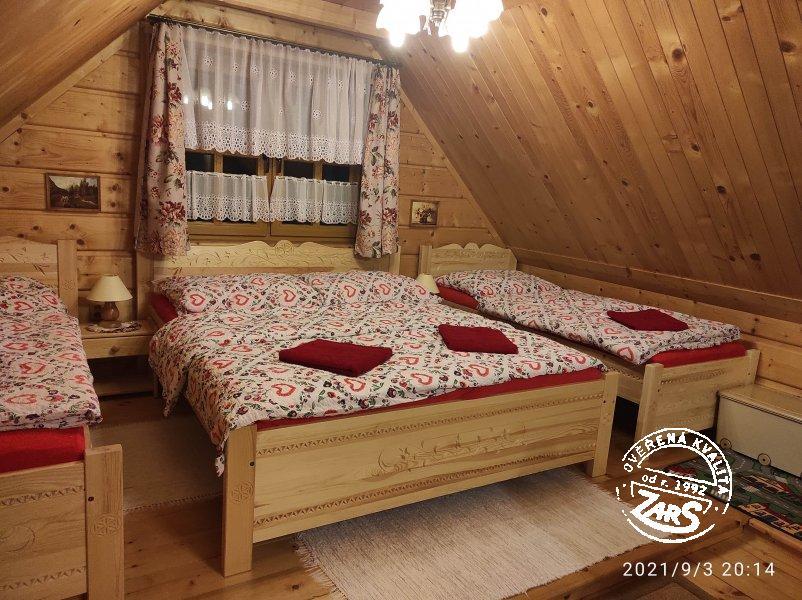 Chata Ždiar k pronájmu, Vysoké a Nízké Tatry