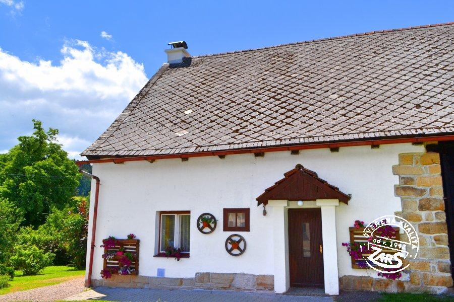 Rekreační domek U Teplicko-adršpašských skal k pronájmu, Broumovsko a Náchodsko