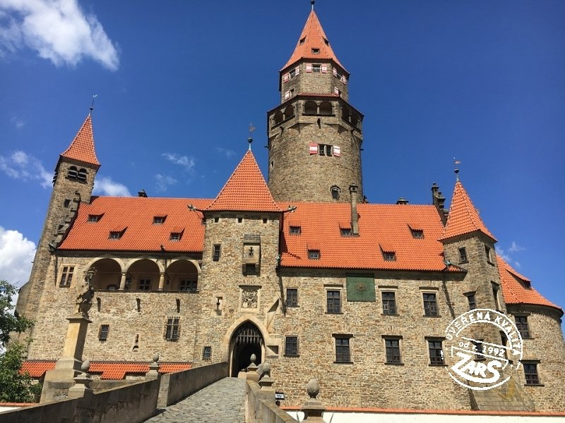 Chata Radnice k pronájmu, Střední Morava