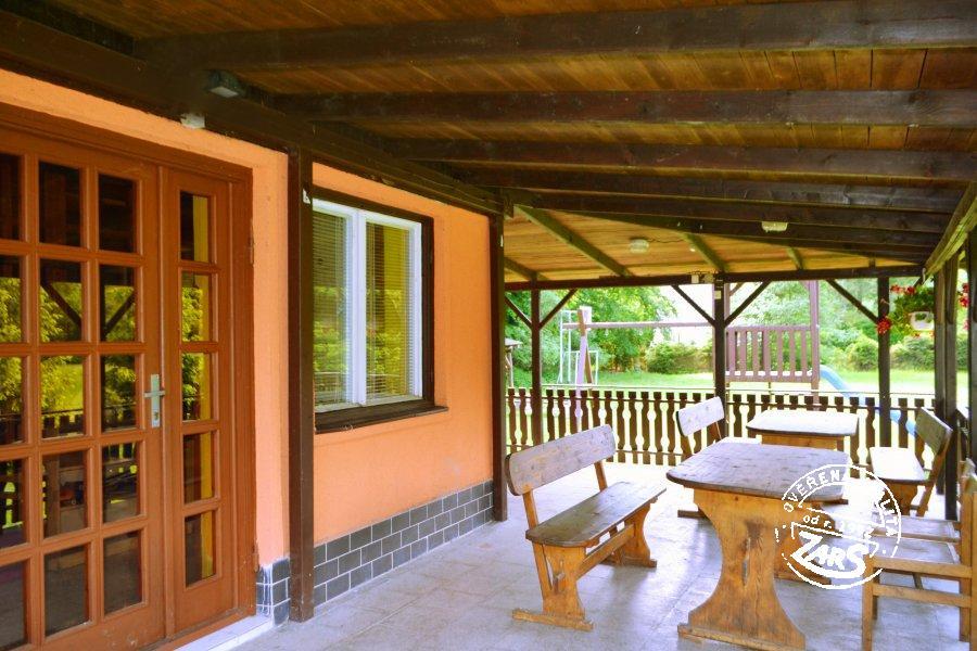 Chata Žimrovice k pronájmu, Střední Morava