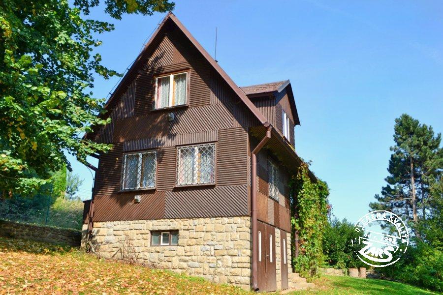 Chata U lesa k pronájmu, Vysočina