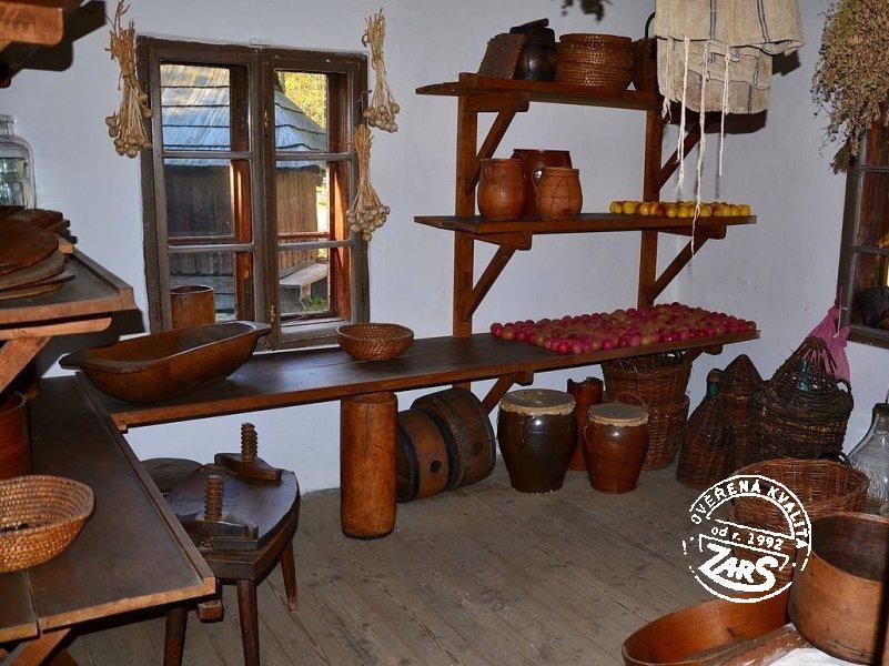 Foto Valašské muzeum v přírodě Rožnov p.R.
