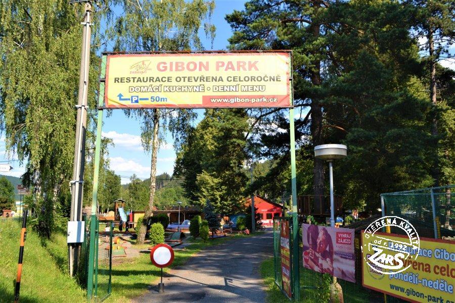 Foto Gibon park Rožnov p.R.