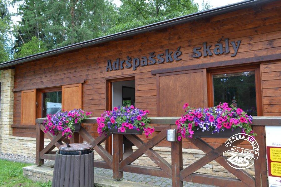 Foto Skalní město Adršpašské skály