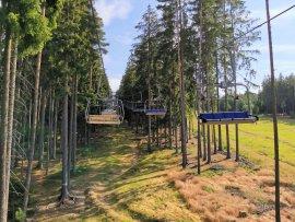 Foto Stezka korunami stromů Lipno