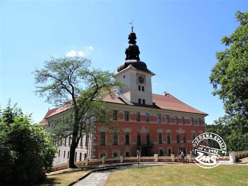 Foto Zámek Bechyně