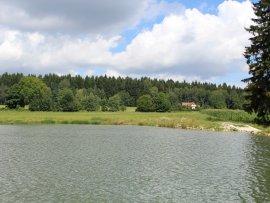 Hájovna Pelec k pronájmu, Jindřichohradecko (Česká Kanada)
